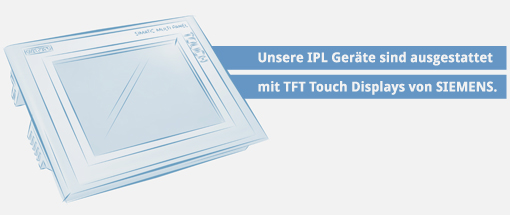 IPL Eurotech, TFT Touch Display SIEMENS